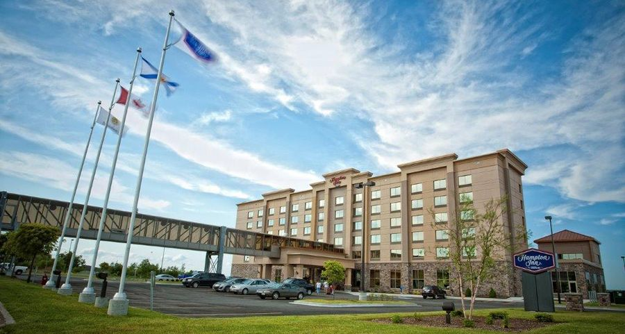 THE HAMPTON INN BY HILTON SYDNEY