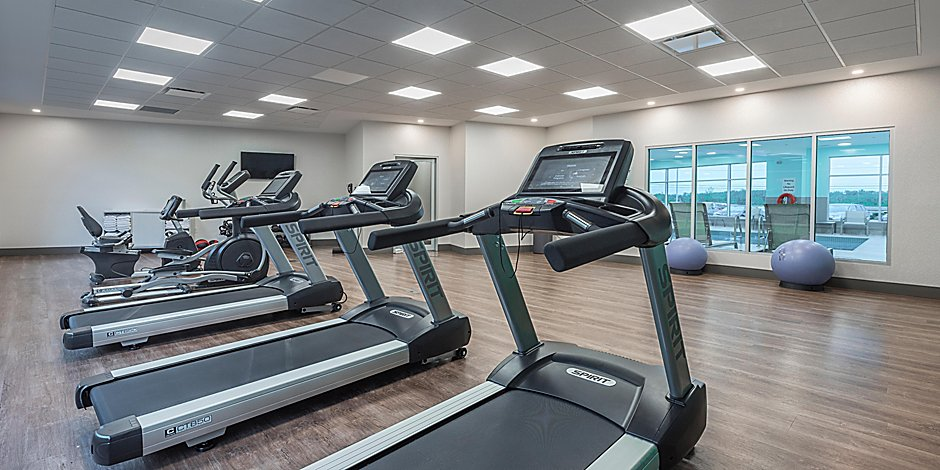 Holiday Inn Express & Suites, Moncton fitness