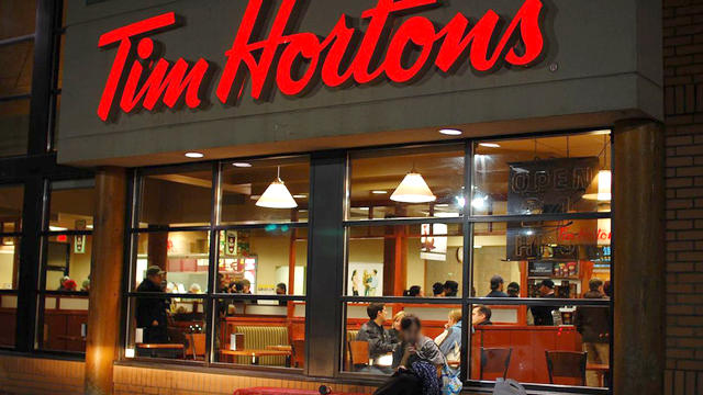 Tim Hortons restaurants